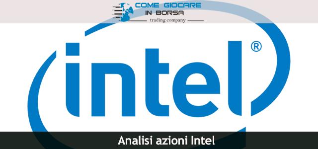 639d46c1e8 Trimestrale migliore delle attese per il gigante americano della  tecnologia, Intel, che ha chiuso l'ultimo trimestre del 2017 con ricavi  pari a 17,1 ...